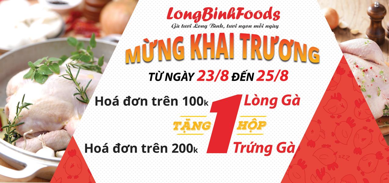 Khai trương cửa hàng Phú Lâm Quận 6