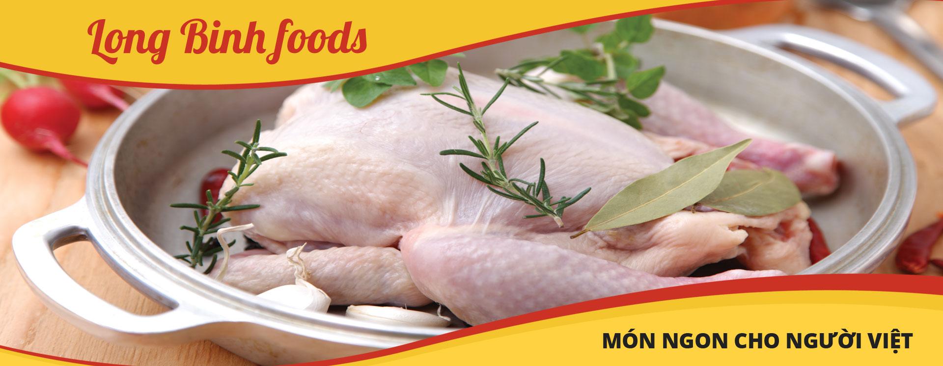 8 Chuỗi cung ứng thực phẩm thịt gà tươi an toàn